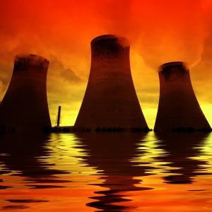 Nuclear meltdown contaminating water supply